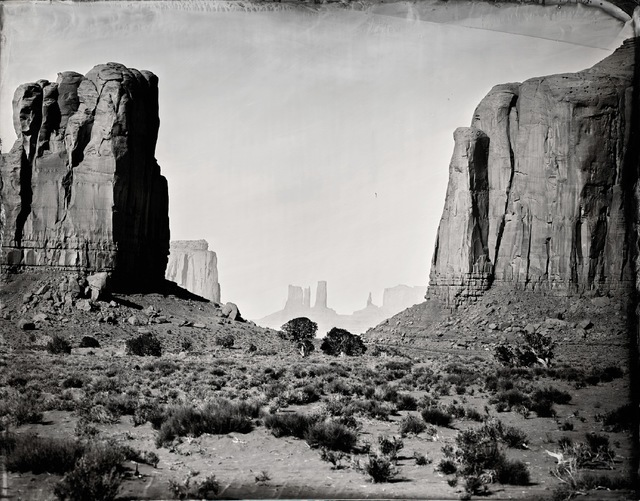 , 'Monument Valley (The Elger Sanction),' , Danziger Gallery