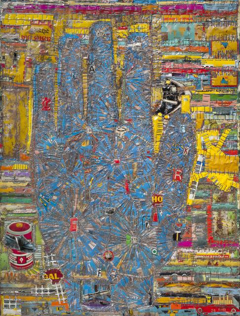 , 'Hand,' 2016, Tayloe Piggott Gallery