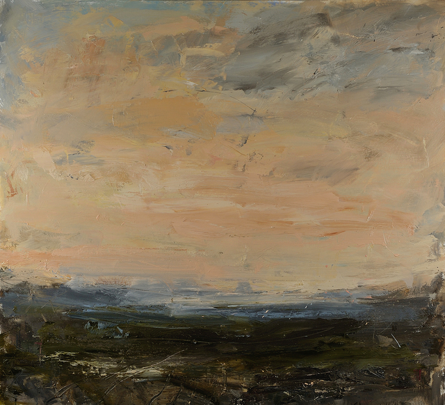 Louise Balaam, 'Quiet pink evening, Ashdown Forest', 2019, Cadogan Contemporary