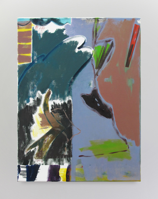 Jon Pilkington, 'Dip Your Toe, Open Your Eyes To The Melancholic Glow', 2017, V1 Gallery