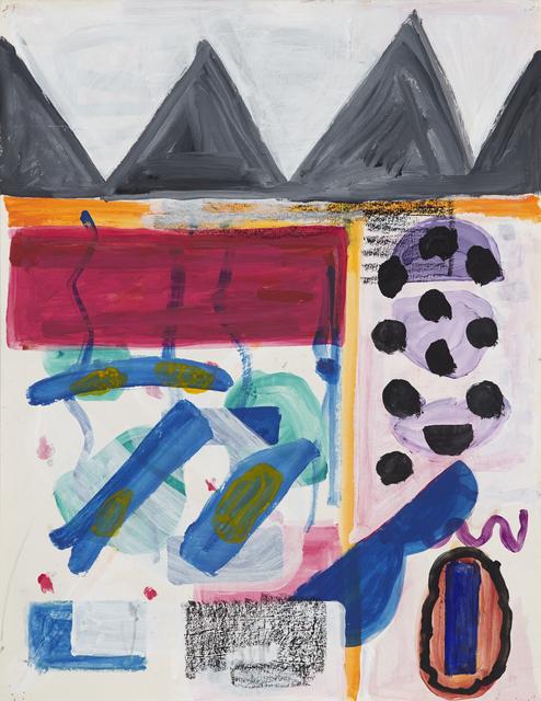 , 'Untitled (#8),' , Tibor de Nagy