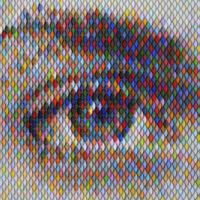 , 'March Eye,' 2017, Andrea Schwartz Gallery