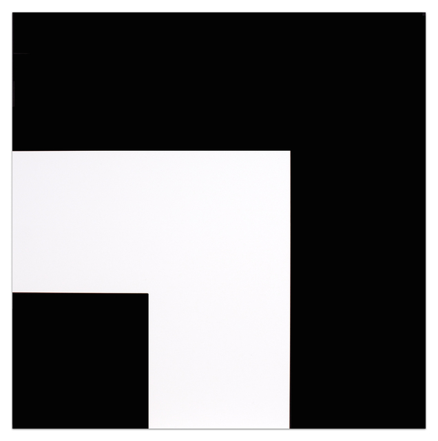 Ellsworth Kelly, 'Two Blacks and White', 2000, Krakow Witkin Gallery