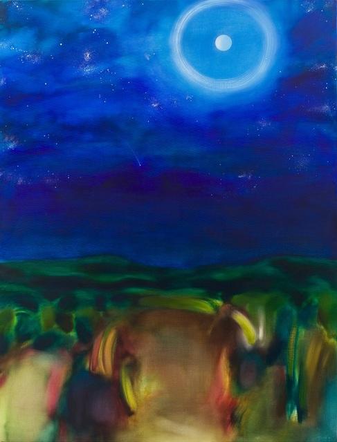 , 'Blue Moon II,' 1995, Art Agenda, S.E.A.