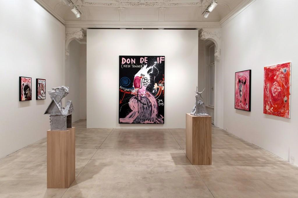 Photographer Tamara Rametsteiner / courtesy Galerie Krinzinger