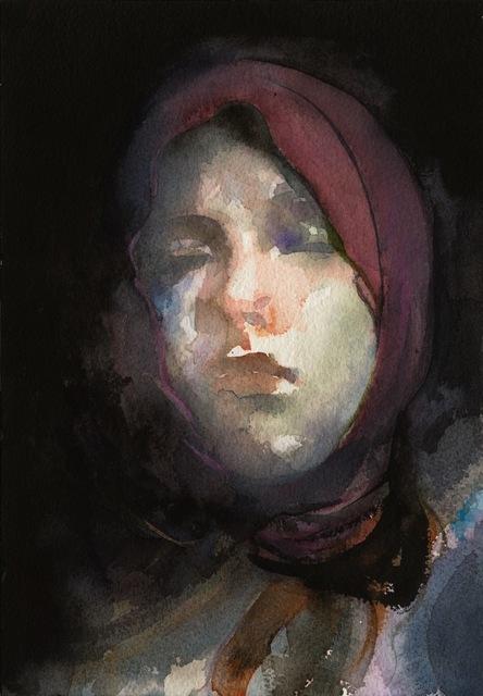 , 'Lauren,' 2017, Helikon Gallery & Studios
