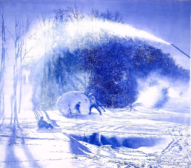 mark tansey Published by kerber, 2005 artwork by mark tansey the monumental monochrome paintings of mark tansey seem at first to celebrate a landscape's elemental grandeur with photographic accuracy.