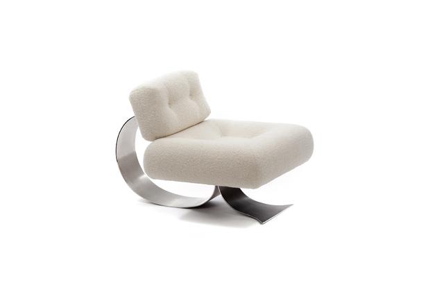 ", '""Alta"" Armchair,' 1970-1980, ETEL"