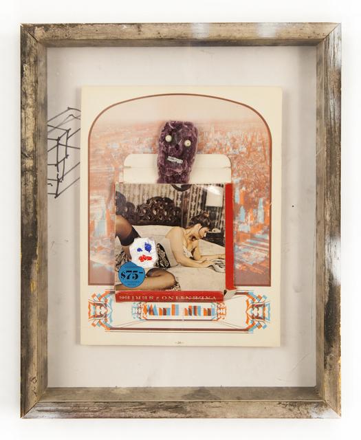 , 'Ways to Die (3D),' 2018, Pippy Houldsworth Gallery