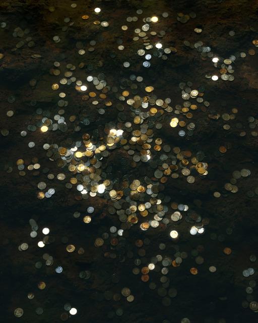 , 'Coins #4,' 2012, Ben Brown Fine Arts