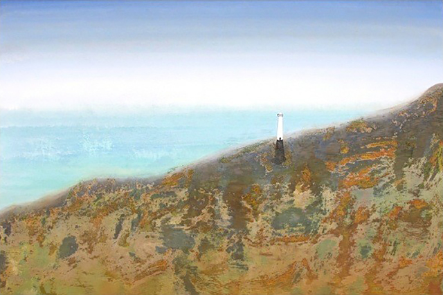 , 'Lighthouse of Dreams #2,' , Russell Collection