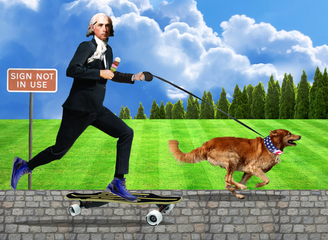 , 'James Madison,' 2018, Foto Relevance