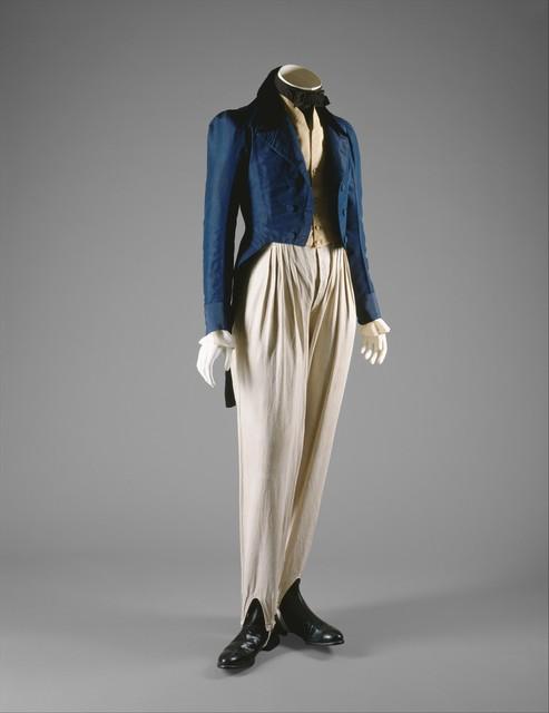 Unknown British, 'Coat', ca. 1833, The Metropolitan Museum of Art