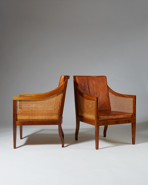 , 'Pair of armchairs model 4488,' 1931, Modernity
