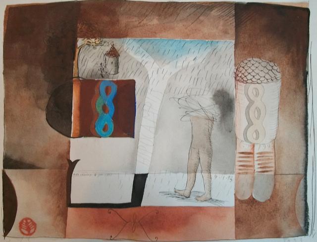 , 'Hipocampus,' 1993, Referência Galeria de Arte