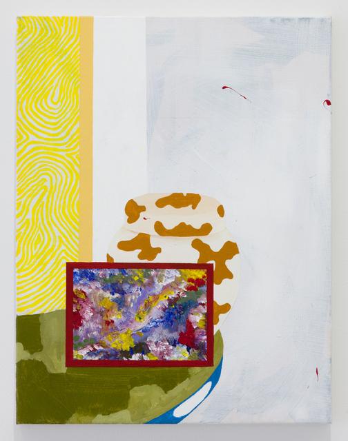 , 'NPTK,' 2017, Grant Wahlquist Gallery
