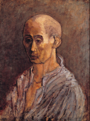 , 'Stateless Person,' ca. 1955, Ben Uri Gallery and Museum