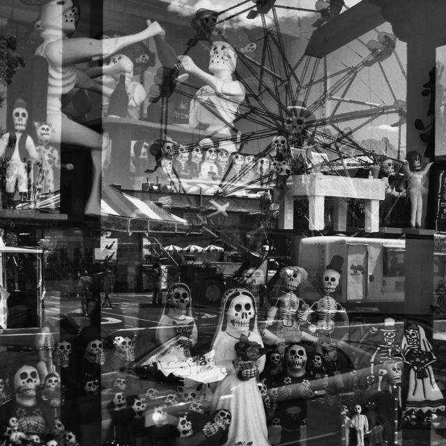 , 'Carnival- Old Town ABQ, NM,' , Modernist Frontier