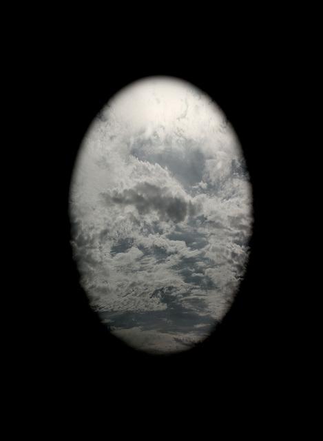 , 'Cloudscape Portrait 9401,' 2015, Rena Bransten Gallery
