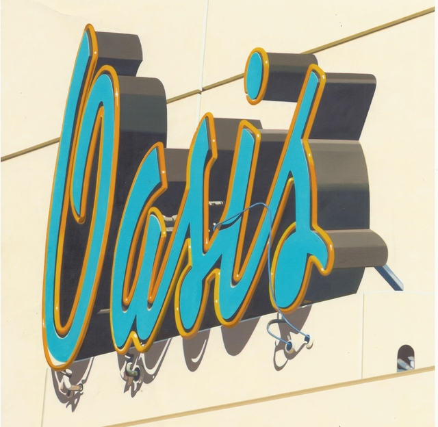 , 'Oasis,' , Eckert Fine Art