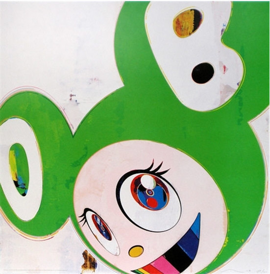 Takashi Murakami, 'And then, and then and then and then and then / The Green Truth', 2006, MSP Modern