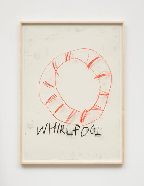 , 'Untitled (Whirlpool_20),' 2017, Ever Gold [Projects]