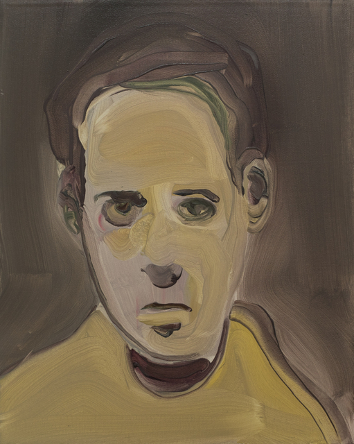 , 'A Yellow Memory,' 2017, Galerie Thomas Fuchs