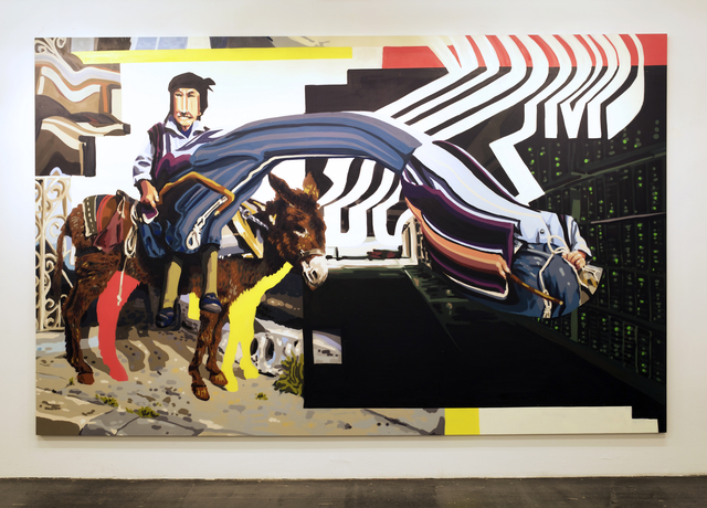 Lars Wunderlich, 'Randomnessless', 2019, Urban Spree Galerie
