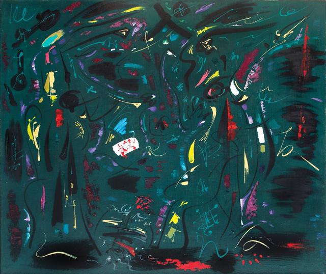 , 'La Mort d´Holopherne,' 1959, DIE GALERIE