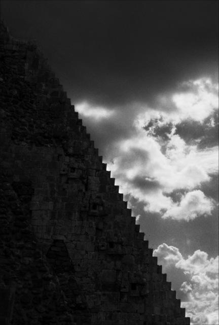 , 'Escalera en el cielo ,' 2016, Galería Quetzalli