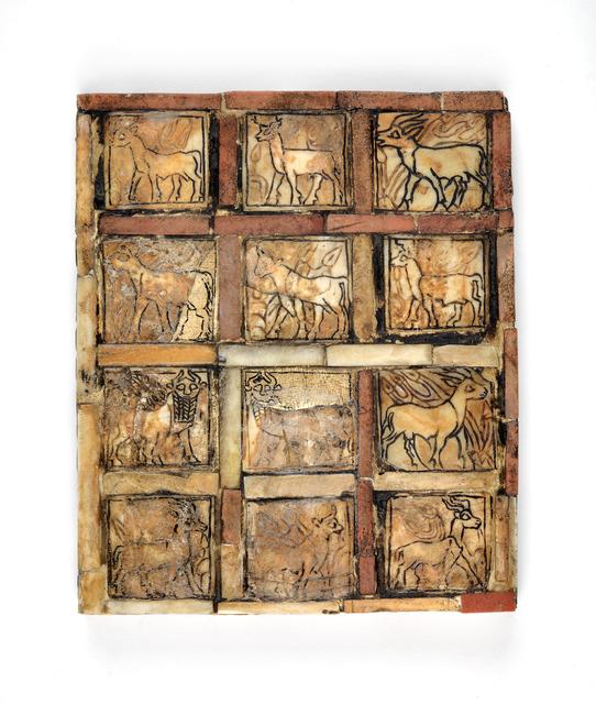 Unknown Artist, 'Game Board', ca. 2450 BCE, Penn Museum