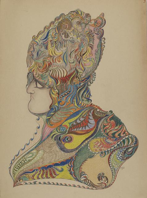 , 'Untitled,' 1/20/1920, Cavin Morris Gallery