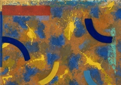 , 'Yellow Savanna,' 1972, Sullivan+Strumpf