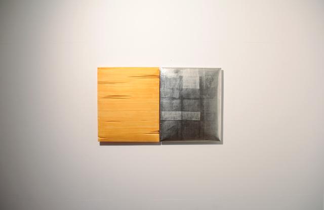 , 'the wall of self_iorufstf1,' 2015, Gallery LVS