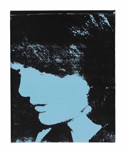 Andy Warhol, 'Jackie', Synthetic polymer and silkscreen inks on canvas, Christie's