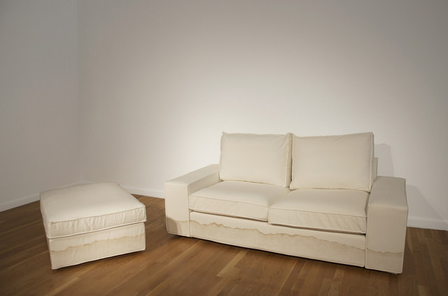 , 'After July 21st - Sofa,' 2013, Eli Klein Gallery