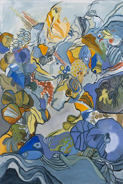 , 'Genesis VII,' 2011, Walter Wickiser Gallery