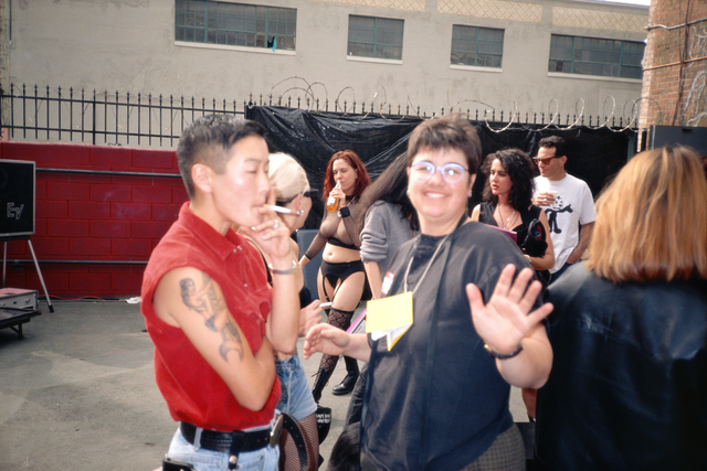 , 'Jenny and Cathy, Sunset Junction Street Fair, Los Angeles, Circa Early 1990's,' 2015, Sommer Contemporary Art