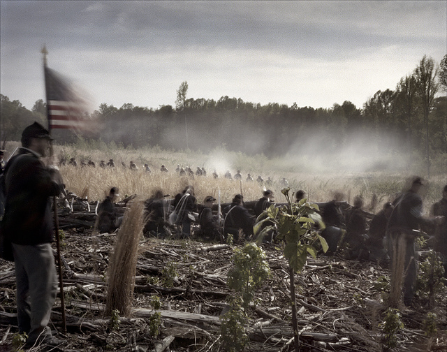 , 'Chancellorsville: Battle ,' 2013, David Richard Gallery