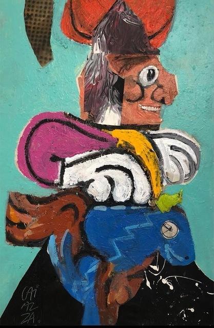 , 'Skol Vikings,' 2018, Van Der Plas Gallery