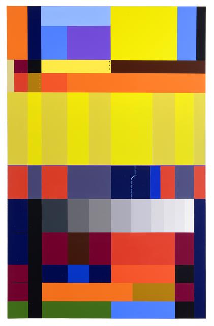 Benjamin Dittrich, 'Trias', 2019, Galerie Kleindienst