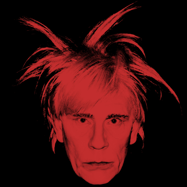 , 'Andy Warhol / Self Portrait (Fright Wig) (1986),' 2014, Yancey Richardson Gallery