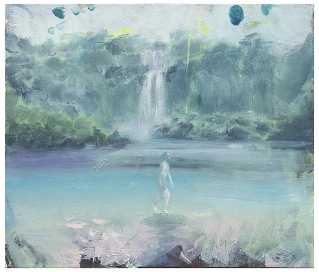 , '水中央,' 2015, Star Gallery