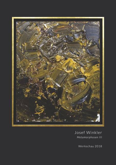 , 'Metamorphosen III, Werkschau 2018,' 2018, Klasan Art Agency
