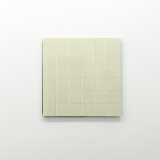 Hartmut Böhm, 'Raster aus sechs identischen rechtecken', 2015, Bartha Contemporary