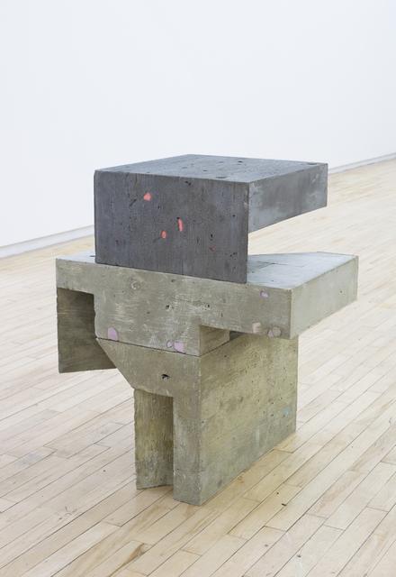 Jen Aitken, 'Galomindt', 2016, Sculpture, Concrete, Battat Contemporary
