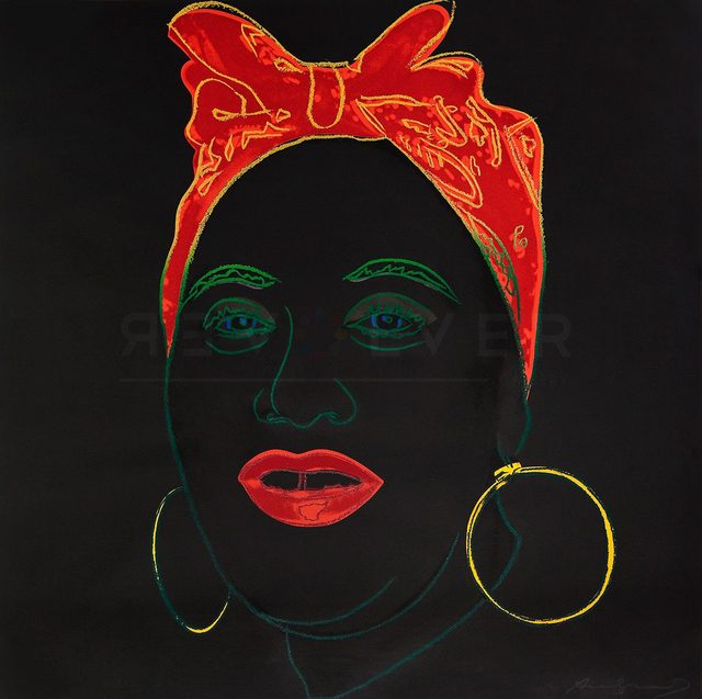 Andy Warhol, 'Mammy, From Myths (F&S.II.262)', 1981, Contemporary Art Trader