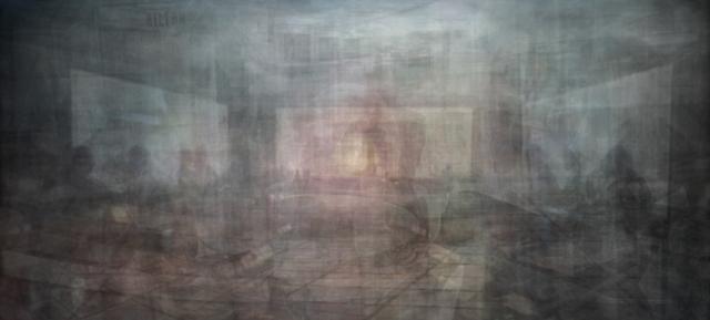 , '2001: A Space Odyssey (1968) ,' 2016, Cob