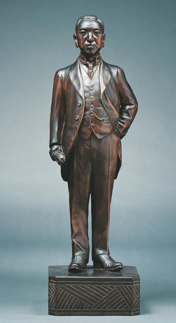 , 'Statue of Yen Kuo-Nien,' 1928-1929, Taipei Fine Arts Museum