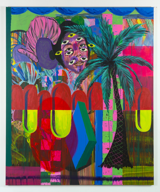 , 'Budda Bass Palmtree,' 2017, Roslyn Oxley9 Gallery